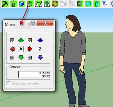 Sketchup模型移动放置插件 RpTools & NprTools 2021.0 for Sketchup 安装教程